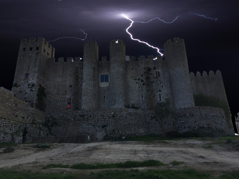 with-lightning