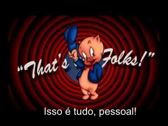 Porky with Portuguese Subtitles