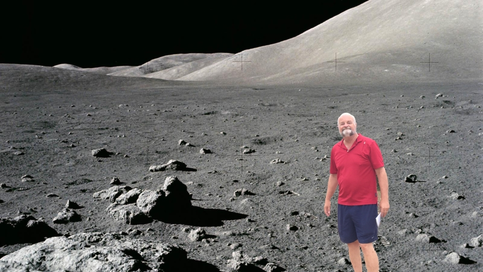 The Moon with Kevin