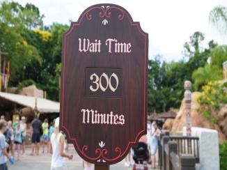 Disney Wait TImes