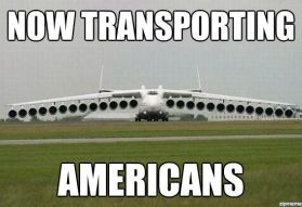 Now Transporting